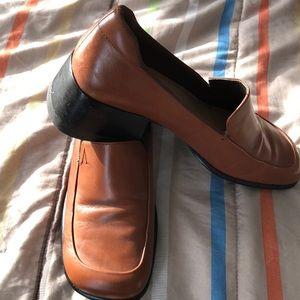 Anne Klein 2 leather shoes sz 7